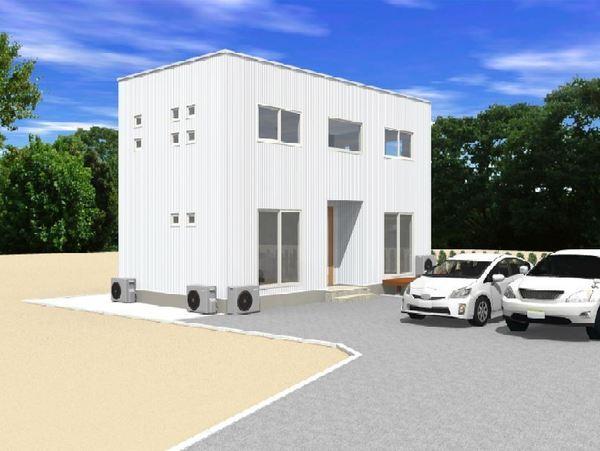 新築戸建  / 米沢市直江町 区画4