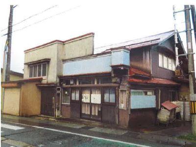 売地  / 新庄市大字松本字一本柳