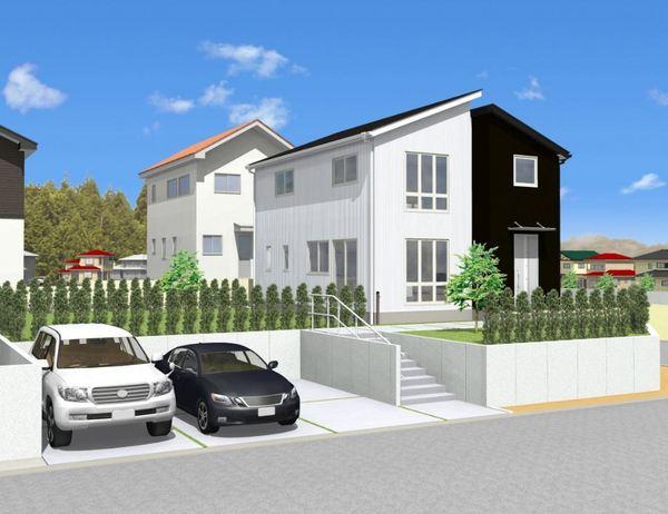 新築戸建  / 山形市みはらしの丘2丁目 11-2区画