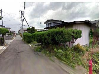 売地  / 天童市田鶴町四丁目 B区画