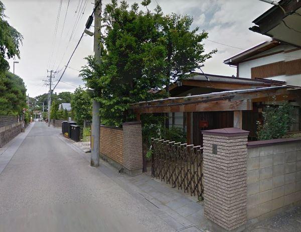 売地  / 上山市鶴脛町一丁目205-1