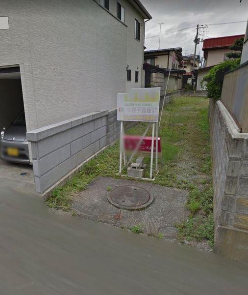 売地  / 寒河江市若葉町