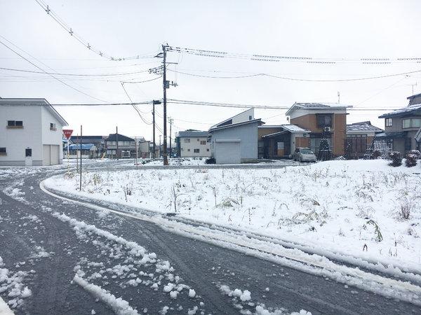 売地  / 尾花沢市新町1丁目